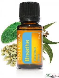 Breath essentiële olie van doTERRA